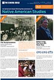Cinema Guild native american studies brochure