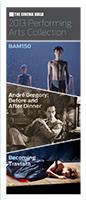 Cinema Guild Performing Arts brochure
