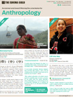 Cinema Guild anthropology studies brochure