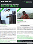 Cinema Guild cinema studies brochure